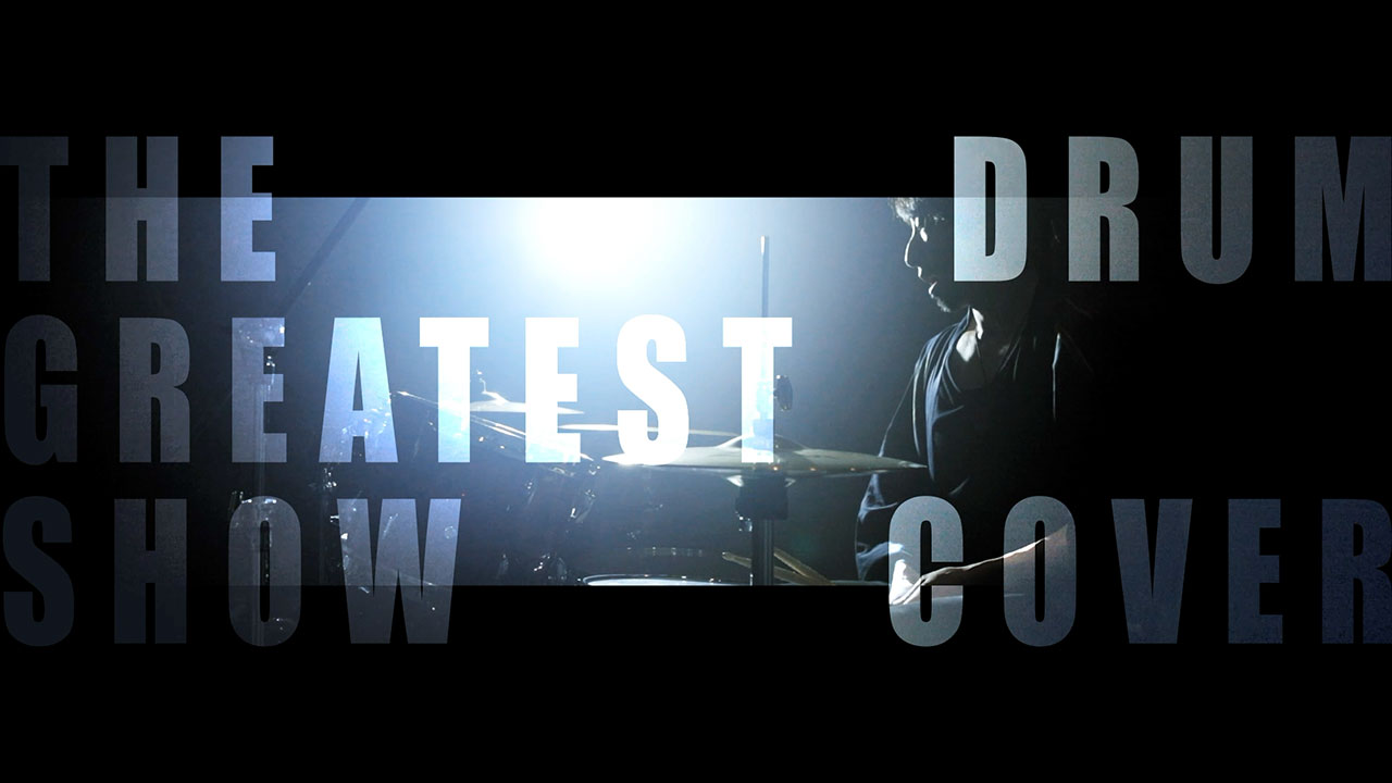 iMagic. shingo / Drum Video / Panic! At The Disco - The Greatest Show